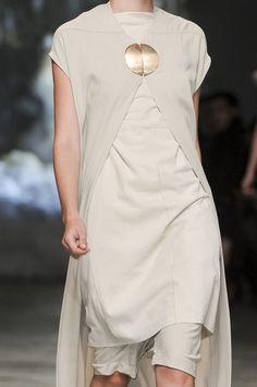 Rick Owens Spring 2013 - Details  #PFW Paris Fashion Week