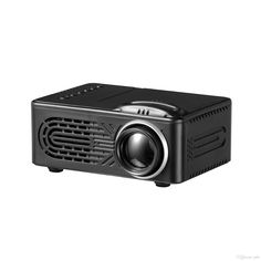 814 Mini Micro Portable Home Entertainment Projector Supports Hd Connection Projector Portable House, Phone Projector, Portable Projector, 4k Hd, Hd 1080p, Gear Best, Usb, Home Theater