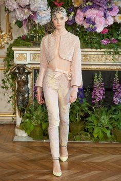 Alexis Mabille at Couture Fall 2013