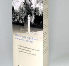 """Wie bekommt man auch unter Zeitdruck einen eindrucksvollen Beitrag zum Qualitätswettbewerb """"Bestatter 2008″?  Ganz einfach: man fragt bei uns im Mühltal nach…  http://www.juergenwolf.com/gartner-man-muss-nicht-gross-sein-um-grosses-zu-leisten/"""