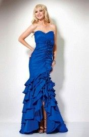 Shop for Jovani prom dresses and ball gowns at PromGirl. Designer prom gowns, elegant evening gowns for galas, and long designer pageant gowns. Royal Blue Prom Dresses, Prom Dresses Jovani, Homecoming Dresses, Strapless Dress Formal, Evening Dresses, Graduation Dresses, Quinceanera Dresses, Dress Long, Prom Dress 2013