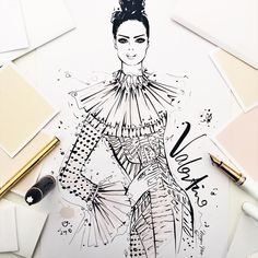 FASHION ARTIST / AUTHOR CLIENTS: Prada, Givenchy, Dior, Balmain, Vanity Fair, Bergdorf Goodman, Louis Vuitton, Cartier. Visit my SHOP at meganhess.com