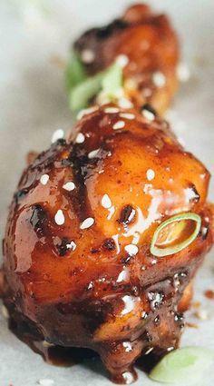 Moroccan Sticky Chicken (Instant Pot Recipe)
