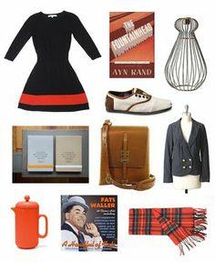 Fall shopping list