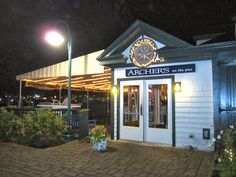 Archer's on the Pier, Rockland ME