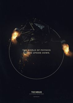 The world of physics stands upside down. Science Fiction, Physics, Infinity, Sci Fi, World, Projects, Movie Posters, Log Projects, Infinite