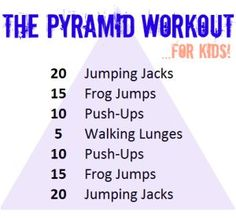If kids in gymnastics do this as a sport you can easily do this at home with your children for fun and fitness. Make it a lifestyle. The post If kids in gymnastics do this as a sport you can easily do this at home with you appeared first on fitness. Fun Workouts, At Home Workouts, Workout Exercises, Fitness Exercises, Crossfit Kids Workouts, Workout Fun, Workout Board, Night Workout, Workout Tips