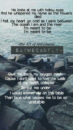 The Art of Anesthesia by SayWeCanFly