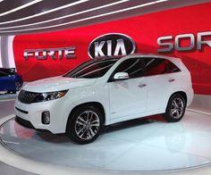 Revealed: 2014 Kia Sorento - 2012 LA Auto Show