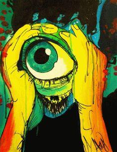 trippy drugs acid lsd shrooms