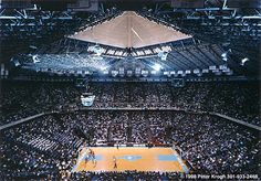 Dean Dome, holy grail of basketball