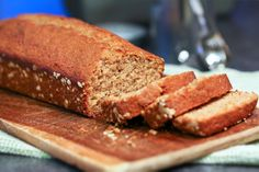 Bananabrauð – Pastry World Dream Recipe, Popcorn Cake, Almond Pancakes, Pastry Cook, Potato Bread, Shortcrust Pastry, Sweet Pastries, Mini Cheesecakes, Pop Tarts