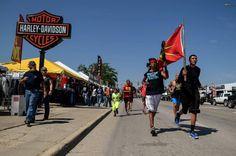 Indianz.Com > Lakota Country Times: Lakota 57 honored with run to Bear Butte