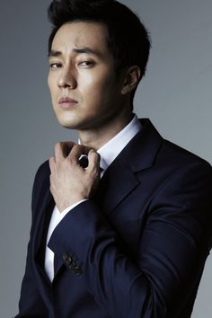 """Ghost - Drama"" So Ji-sub, attracted to the new subject and script @ HanCinema :: The Korean Movie and Drama Database, discover the South Korean cinema and drama diversity"
