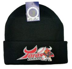 Baseball Team Toros de Tijuana Beanie -- Awesome products selected by Anna Churchill