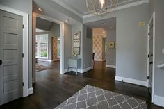 Smoke Embers 1466 | Benjamin Moore Smoke Embers Paint Color Design Ideas Pictures