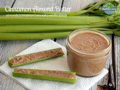 Cinnamon Almond Butter