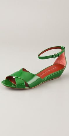 Marc by Marc JacobsCrisscross Wedge Sandals