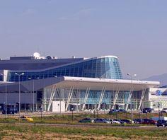 Sofia International Airport, Sofia, Bulgaria