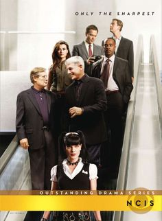 Emmy Awards 2011 - For Your Consideration - NCIS - Outstanding Drama Series - Only the sharpest (HQ)