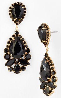 pretty stone teardrop earrings  http://rstyle.me/n/mpnywpdpe