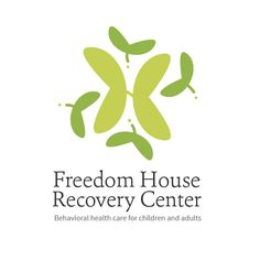 Freedom House Recovery Center - Ruby Red Design Studio | Carrboro, Durham, Chapel Hill Freedom House, Red Logo, Red Design, Chapel Hill, Durham, Ruby Red, Recovery, Health Care, Studio