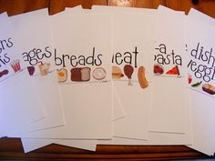 I can't ever find a recipe binder that I like... time to make my own!