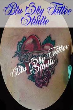Blu Sky Tattoo Studio: Color 20