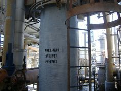 Fireproofing Fuel Gas