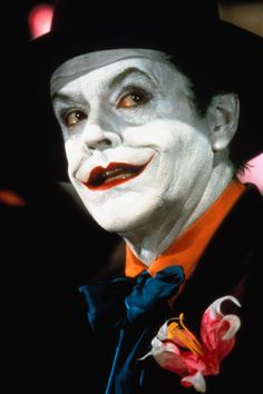 Jack Nicholson as The Joker in Batman Jack Nicholson, Joker Nicholson, Batman Universe, Comics Universe, Michael Keaton Batman, Crusader 2, Joker Kunst, Comic Book Villains, Joker Dc
