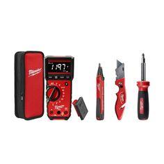 2220-20 Milwaukee Electrical Combo Kit