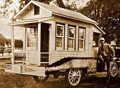 Charles Miller's Unique Little 1929 Model T Motorhome