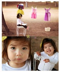 2 year old picture ideas - toddler girl