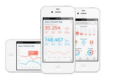 The best Google Analytics app, Analytiks for iOS, just got better with version 2.