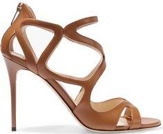 "Jimmy Choo ""Leslie"" Sandals"