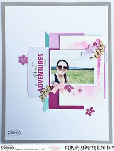 In The Cat Cave: Let the new Adventures begin | Display Stamping Blog Hop Day Two