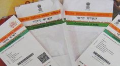 New Delhi: The deadline for mandatory linking of Aadhaar to various government schemes will be extended till March 31 next year, the centre has told the Supreme Court today. The extension will only be given to those who don't have Aadhaar card as. Marriage Card Format, Marriage Cards, Financial Inclusion, Aadhar Card, Identity Theft, Unique Cards, Supreme Court, Business News, How To Plan