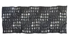 Leah Goren's moon phases scarf.
