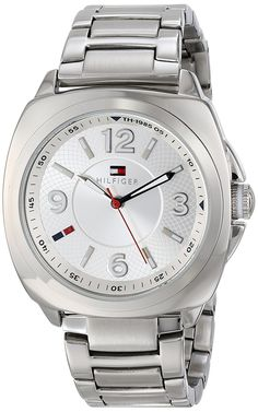 39cf8f4f27a745 Tommy Hilfiger Women s 1781339 Analog Display Quartz Silver Watch   gt  gt  gt  You