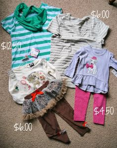 Dollar General Spring Fashions