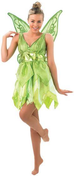 Disney Tinkerbell - Ladies Costume