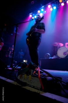 Thrice @ The NorVa, May 2012   Photo by: Lindsey Carter