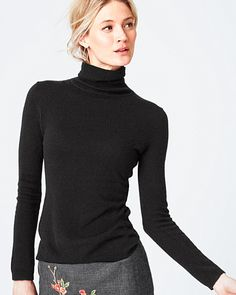 8c5be2b5769 Cashmere Turtleneck Sweater Cashmere Turtleneck