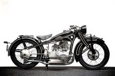 BMW R16  Reminds me of the motorcycle that used to be in my Gramma's cellar that my Dad brought back with him from Germany in the 50's when he was in the Airforce. It was a BMW