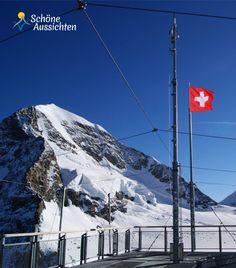 Sphinx - Jungfraujoch - Top of Europe (c) Schöne Aussichten Touristik