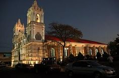 This was the GORGEOUS cathedral by our hotel in Chitré, Panama. I want to go back!