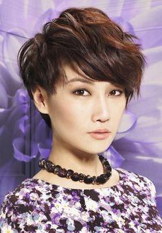 Foto 13 - Kurzhaarfrisuren: Das liegt im Trend für kurzes Haar