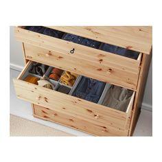 HURDAL 5-drawer chest - IKEA