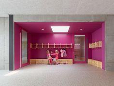 (se)arch freie Architekten BDA Kindertagesstätte Flugfeld