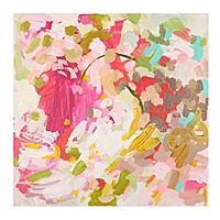 """""""Sari"""" by Michelle Armas $400.00 serenaandlily.com"""